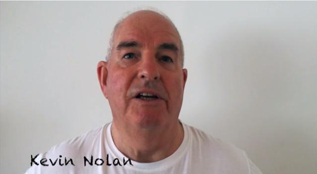 Kevin Nolan's