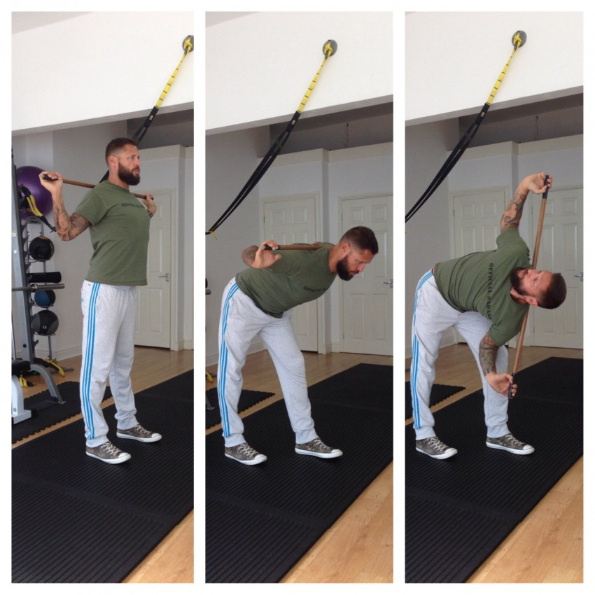 T SPINE MOBILITY