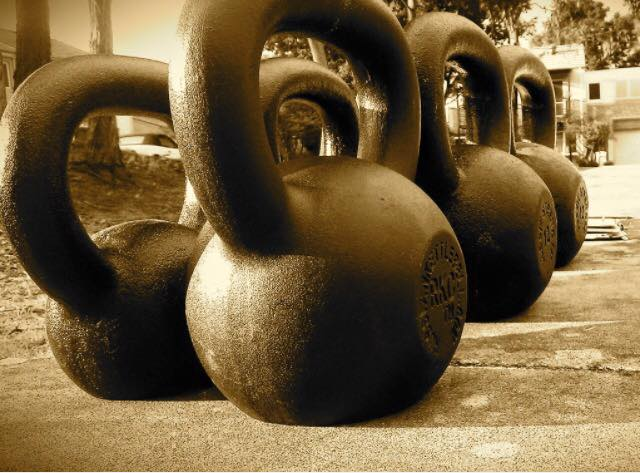 PTW Kettlebell Workshop!