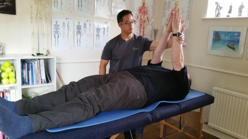 Optimum Body Mechanic – Week 8