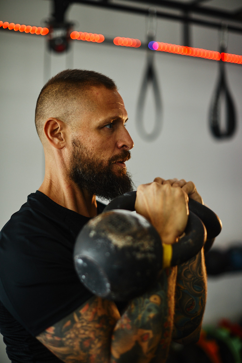 Personal Trainer Wirral Kettlebell Training